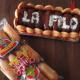 Tarta de Tres Chocolates con Bizcochos La Filo